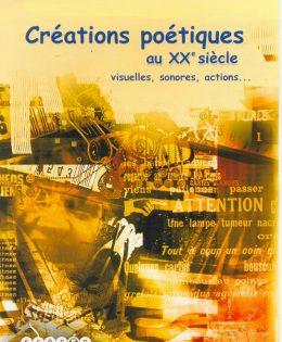Créations poétiques au XXe siècle