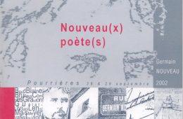Nouveau(x) poète(s)